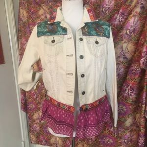 Adorable hand sewn jacket